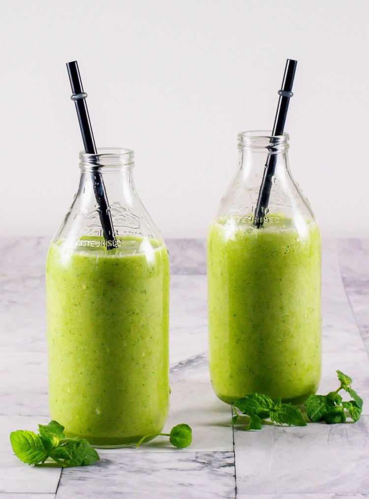 Nesteenpoistaja-smoothie parantaa aineenvaihduntaa