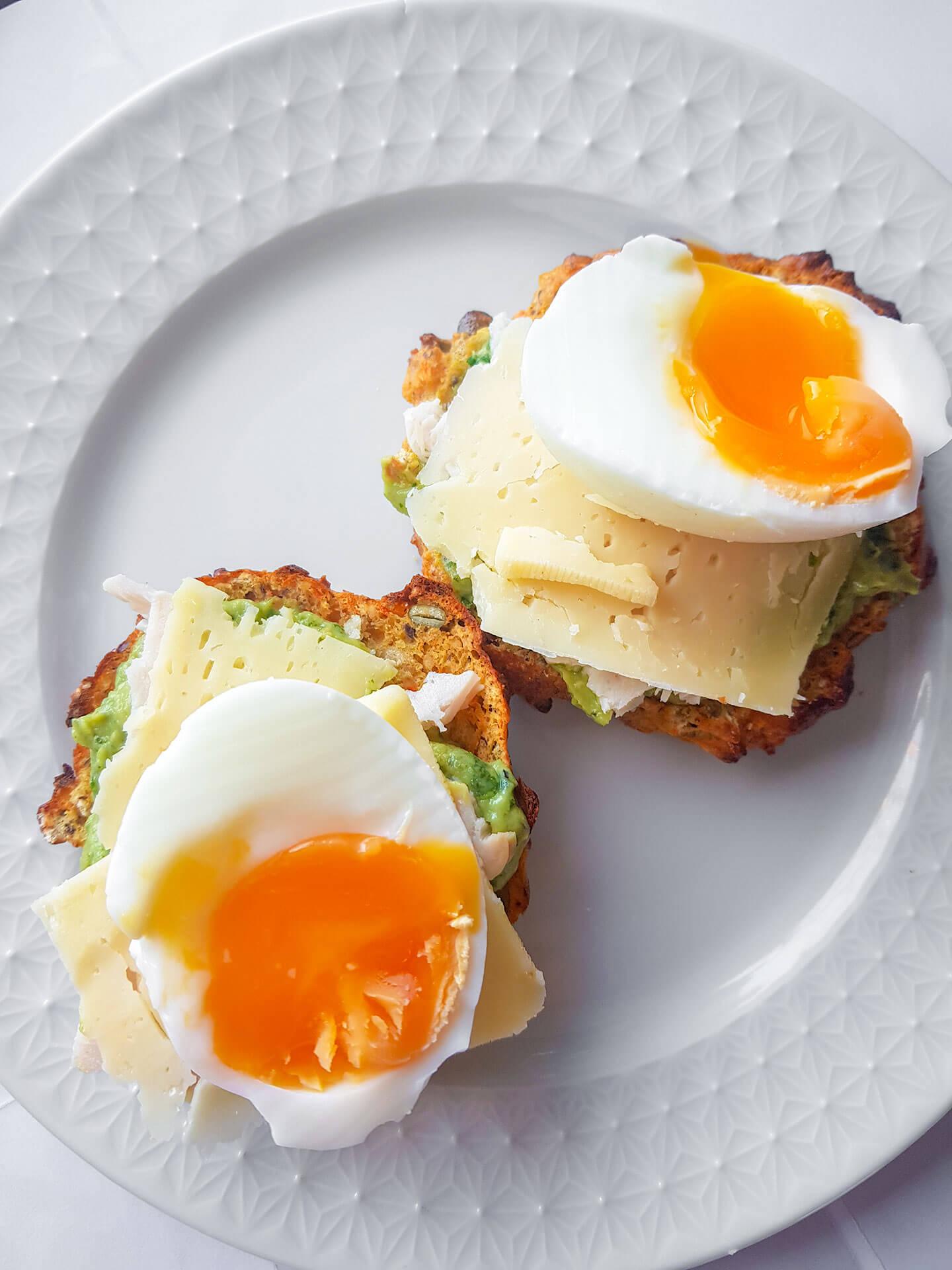 Parhaat proteiinileipäset