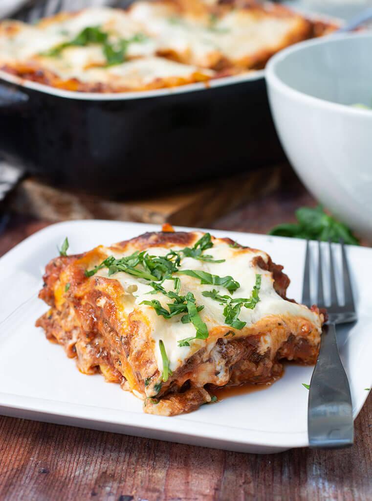 Parempi lasagne
