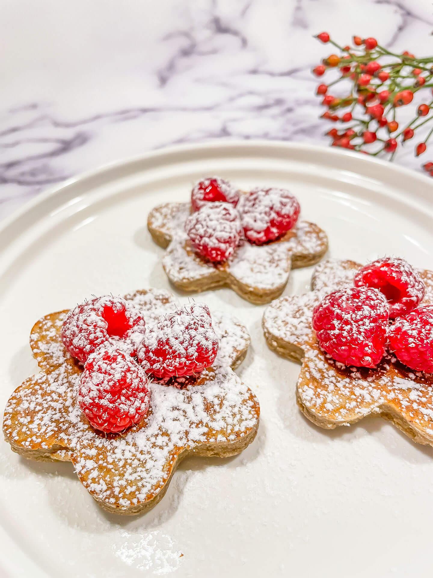 Joulunajan proteiinipannukakut