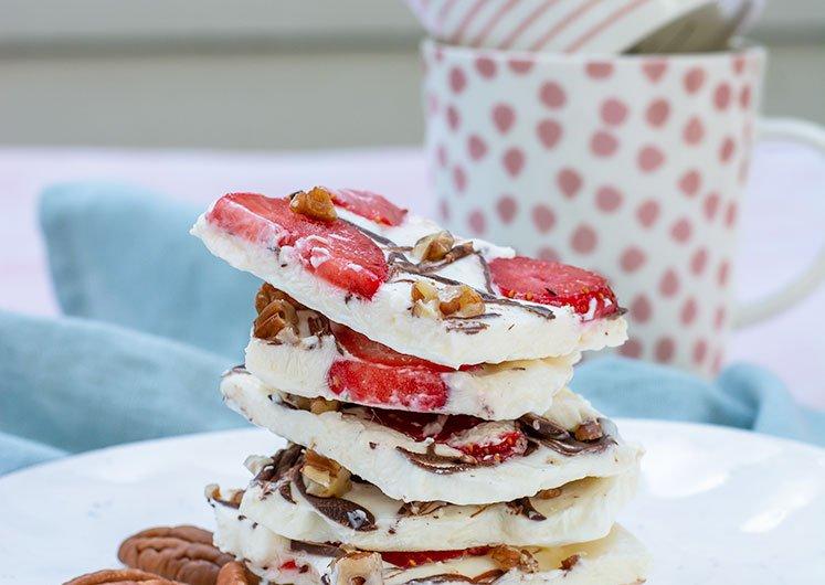 Berries jogurtti ohje
