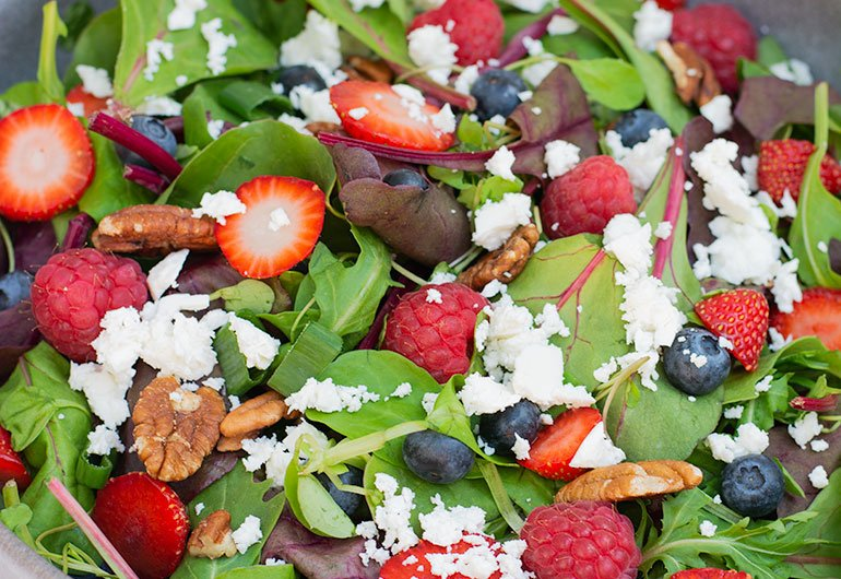 Marjainen salaatti
