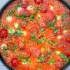 Maukas tomaattirisotto
